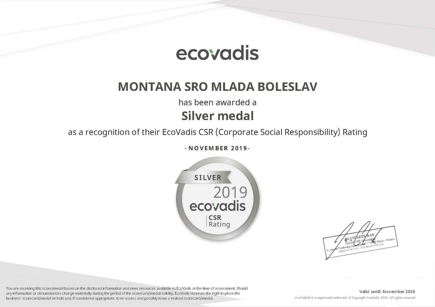 mont_ecovadis-certifikat